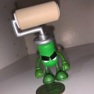 Kid Robot 🤖 Bent World 🌎 Vandals Series 1: Rolls